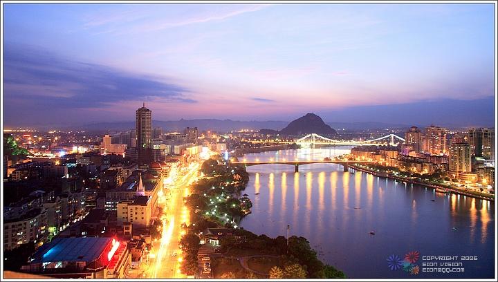 我们的家乡--柳州 - 冷风 - 冷风:独立地产评论