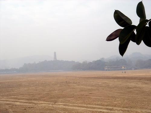 牛年鹤踪:冬日里的惠州西湖 - 贺卫方 - 贺卫方的博客