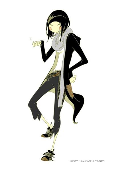 Character Design | 角色设计 - 行吟 - XingyinVision