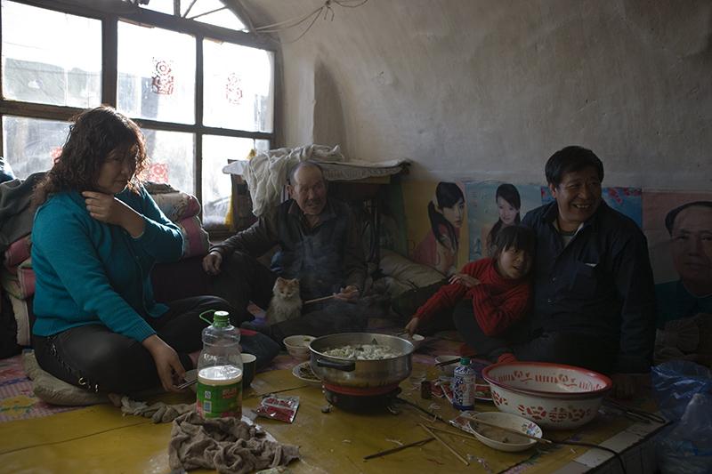 有钱没钱都要过年——河北省崇礼县中山沟(原) - 菜鸟 - 菜鸟