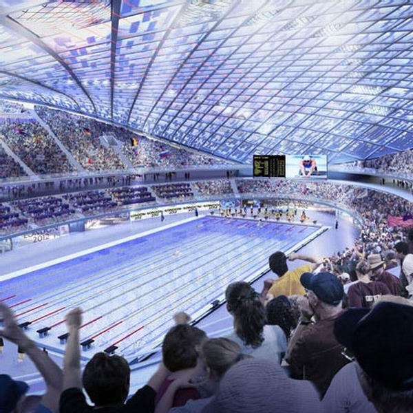 看看2012伦敦奥运场馆 - 坏老头 - hlt50的博客