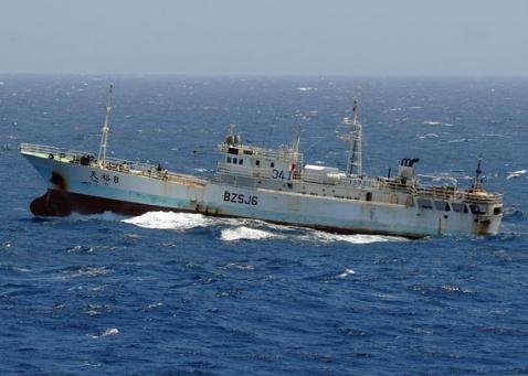 索马里海盗不敢碰,南沙护护渔总可以吧 - 汉子 - 汉子的博客
