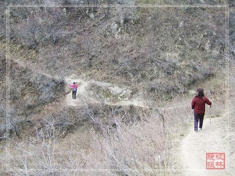 子午到黄峪 - 枫林晚 - 六然居