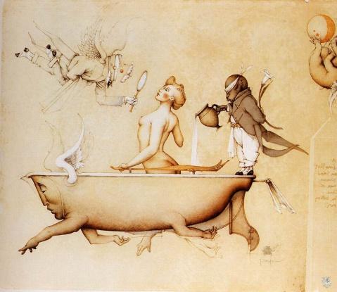 女人是天鹅(图) - 牧笛 - 牧笛视觉联盟