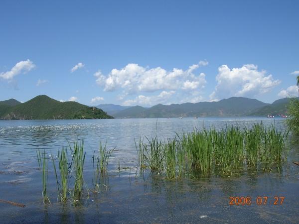 (原创)泸沽湖 - 殇殇 - tianshizff的博客