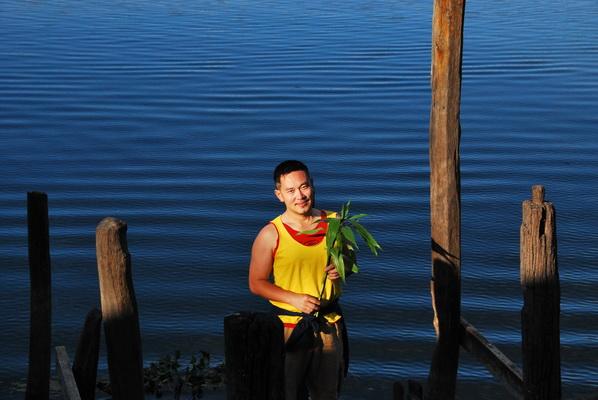 实拍:世界上最妖艳的湖在哪里? - 行走40国 - 行走40国的博客