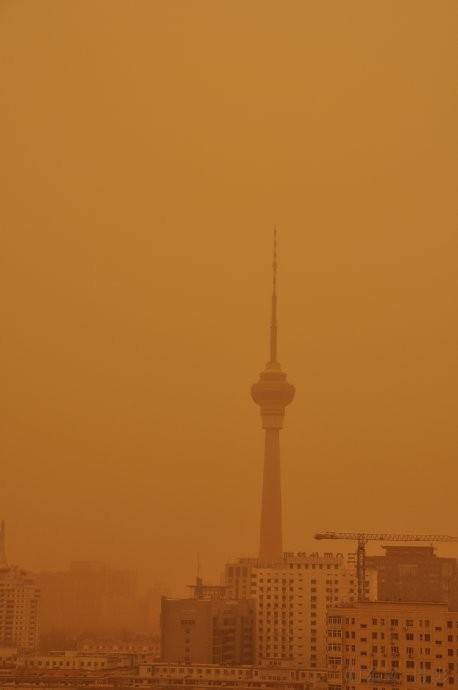 2010-3-20北京沙尘暴 - 陶东风 - 陶东风