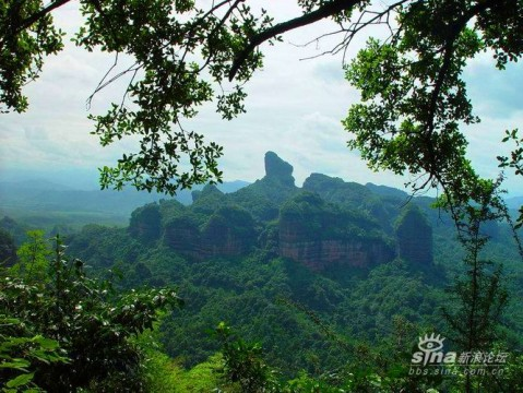 [ 贴图]中国最美丽的地方 - 菲菲 -