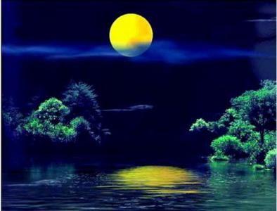 月儿 - 一叶知秋 - mahuban的博客