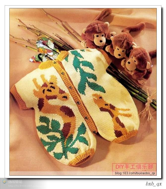 漂亮的宝宝毛裤.1--3岁毛裤 - 灿烂的向日葵 - 灿烂的向日葵的博客