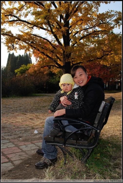 (11.16)家有千金474天:逛中山公园 - AF摄影(蹈海踏浪) - 青岛AF摄影工作室