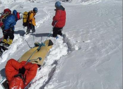新西兰雪山崩顶,墨尔本父子如何逃生? - 金凯平 - 金凯平的博客