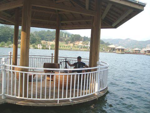 聚龍小鎮休閒游 2008.11.16 - Ocean Liu - Ocean Liu 的博客