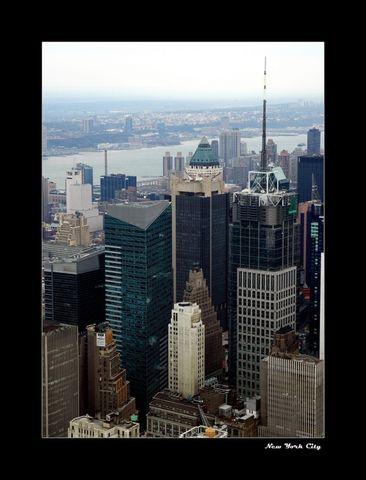 旧日照片:New York City - Perceval - 田园将芜,胡不归!