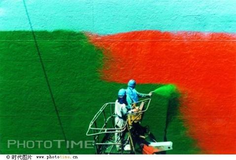 油漆工 - 陈忠 - 我的博客:济南的天空