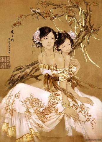 【引用】中国美术学院学生漫画大赛作品欣赏 - 板凳 - 板凳艺术长廊