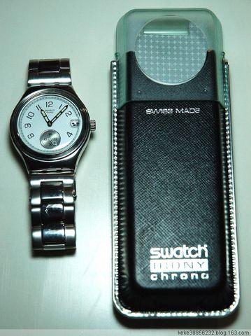 Swatch - Kangke - 站得越高,越知道自己渺小