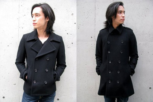 Man of Moods 09秋冬 Long and Short Peacoats - 月之海 - 月之海@View