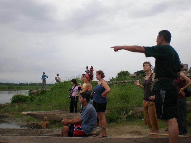 游走在西藏和尼泊尔(十四)奇特旺印象一 - qdgcq - 青岛从容