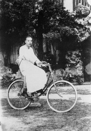自行车登陆上海滩 - 《国家历史》 - 《看历史》原国家历史杂志