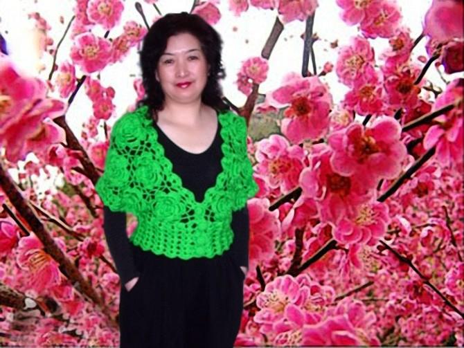 绿牡丹(3月5日教程全部完成) - 浮萍 - 浮萍的博客