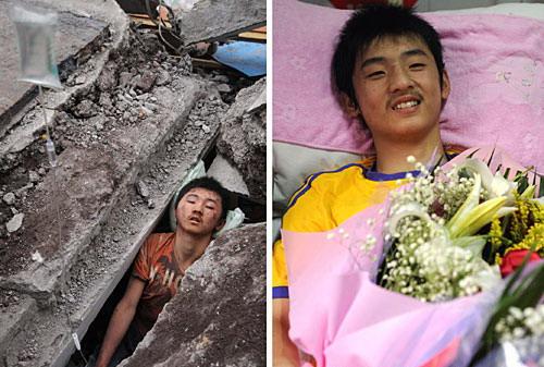 他从裂缝中活了过来!微笑度过17岁生日 - 坏老头 - 坏老头