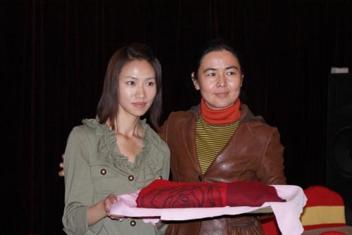 电影《红》新疆拍摄结束楼兰捐赠戏服 - 江小鱼 - 江小鱼