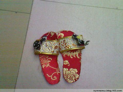 幼儿园高跟鞋手工制作大全