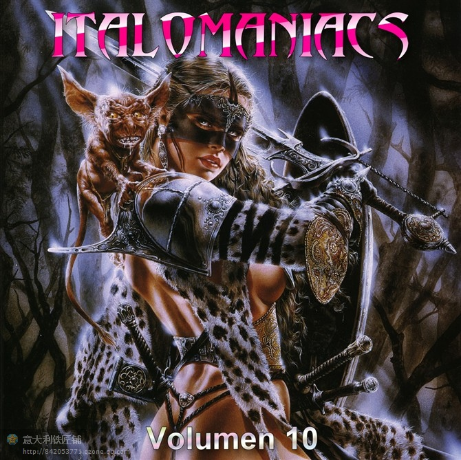 VA-Italomaniacs - The Original Sessions vol.1-11 (2009) - 意大利铁匠 - 分享劲爽节奏--XINBO21