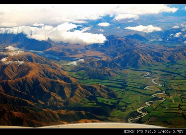 [原创]新西兰的记忆之四 - 雪山老人 - 雪山老人的博客