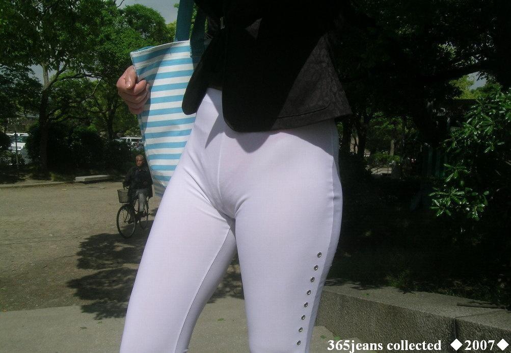 史上最经典的紧身白裤美臀 - 源源 - djun.007 的博客