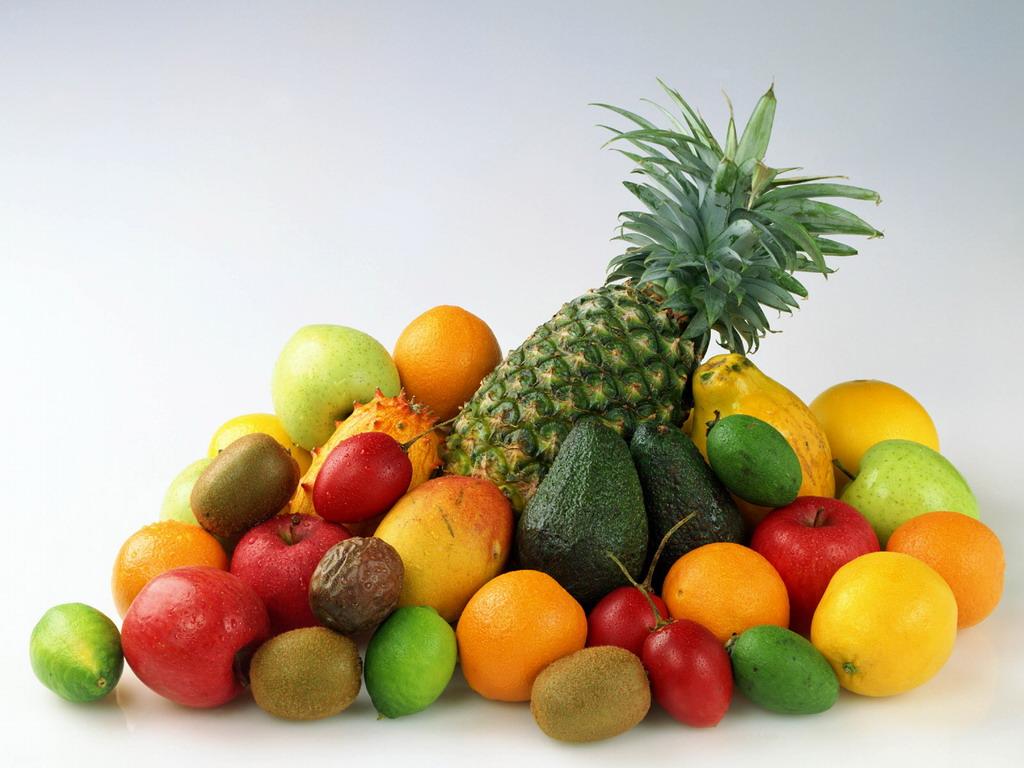 水果与健康 - 靓影美体养生堂 - 康复美体养生馆的博客