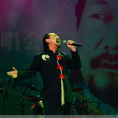 (原)腾格尔深圳演唱会 - leilei.502 - 蕾蕾的博客