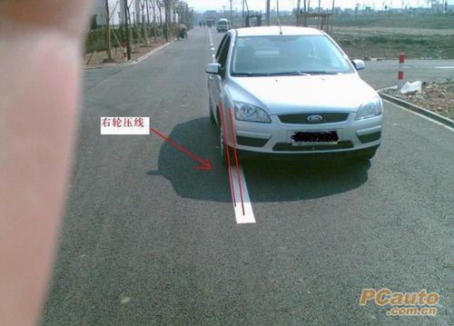 如何判断车距 - 风吹无痕 - lizhen0590的博客