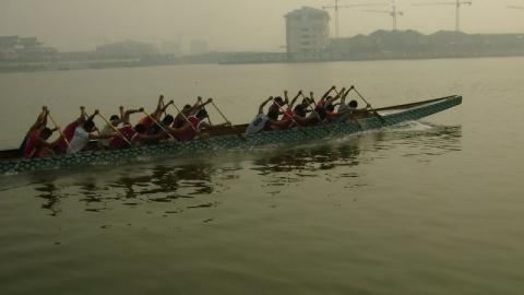 2006年中国滨州国际龙舟邀请赛(赛前在家的训练) - 龙舟之经典激情瞬间!! - 龙舟之经典激情瞬间的博客