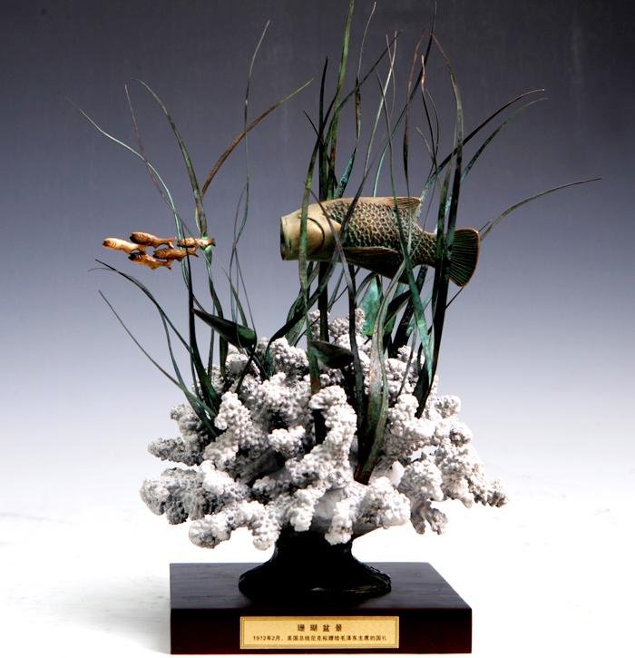 (原创摄影)铸铜艺术品 - 刘炜大老虎 - liuwei77997的博客
