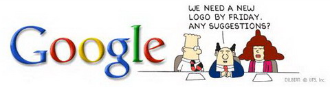 GOOGLE的节日LOGO设计之谜(系列2) - 金错刀 - 《错刀科技评论》