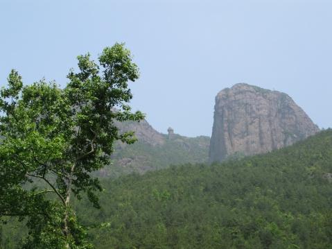 神仙居住的地方(照片) - 江村一老头 - 江村一老头的茅草屋