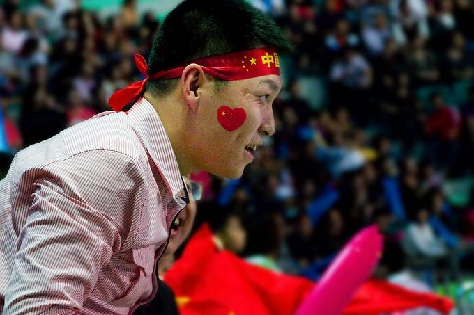 亚运直击——超级丹大满贯 - 牛筋 - 牛筋的博客