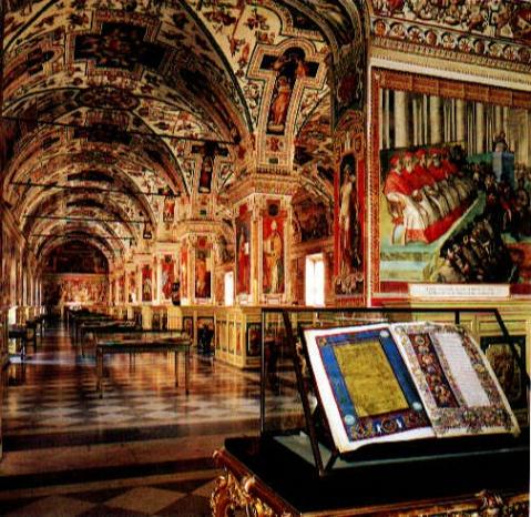 美丽的图书馆 - Perceval - 田园将芜,胡不归!