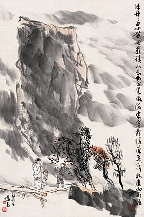 【引用】上海市美术家协会主席 方增先作品大全(精品) - subei.1975 - subei.1975的博客