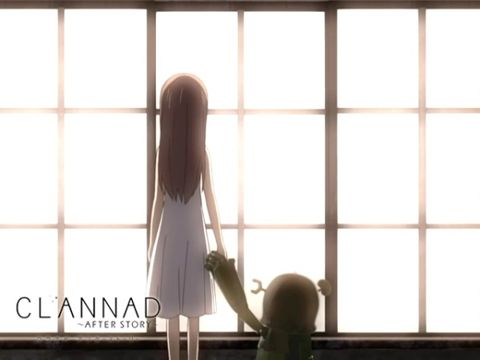 CLANNAD AS 07 The warmth of home - njken2006 - Ive no sekai