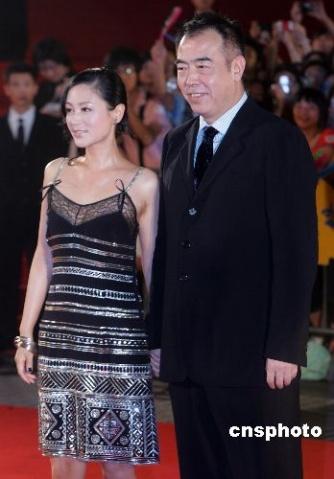 陈凯歌、陈红佳耦美国国籍