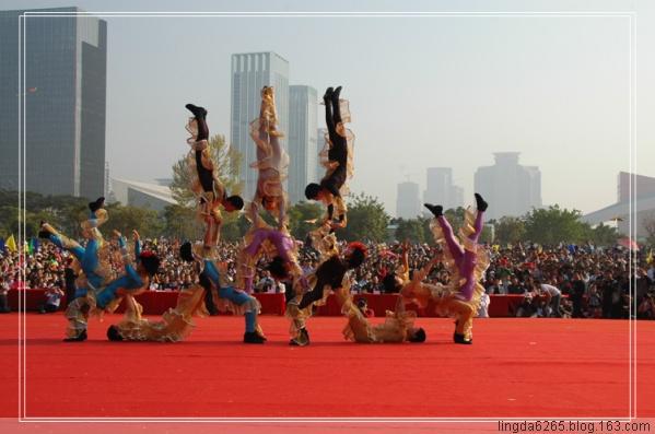○莲花山歌舞巡游○春节假期之二(图文) - laobiao - lingda6265的博客