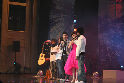 12月8日激情演出 我感谢所有支持与喜爱我的人! - vip-shanye - 山野《说。》