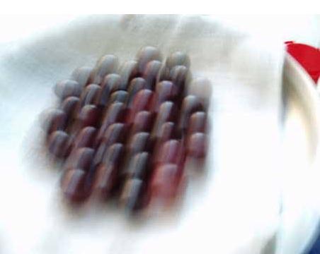 实用~~教你如何洗葡萄 - 冰豆 - 向六的空间