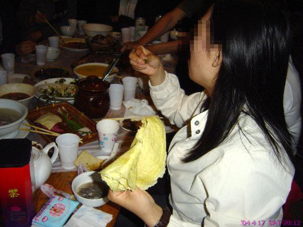 20040423 北京野长城: 箭扣长城 - 天外飞熊 - 天外飞熊