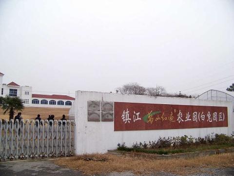 访问江苏丘陵地区镇江农业科学研究所 - 清扬 - 花果飘香