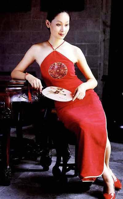 女性服饰----旗袍 - 桃源居士 - 桃源居