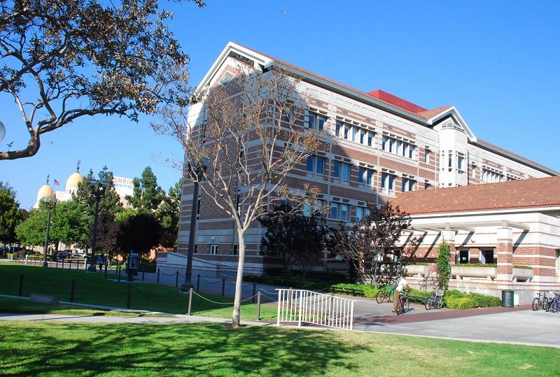 加州阳光(二十二)___南加大校园 - 西樱 - 走马观景